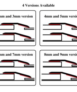 premier trims 2 ways ramps