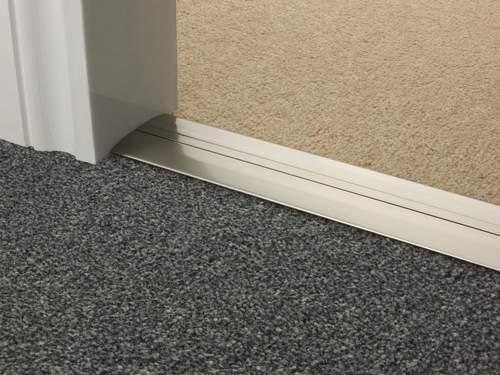 Carpet Door Plates Solid Metal Heavy Duty Trims Order Now