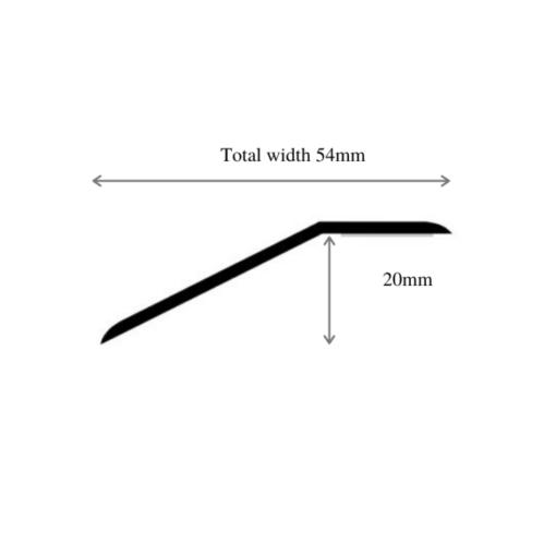 flooring ramp 20mm