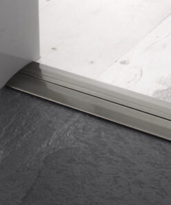 Extra Wide Door Threshold Bars pewter