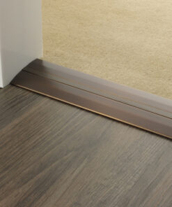 Extra Wide Threshold Strip antique bronze