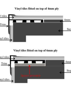 Stair Nosing For Vinyl Plank Flooring